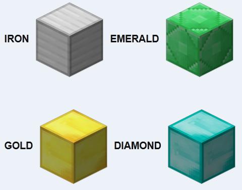 minecraft-map-survie-solo-multi-time-trap-bloc-temps