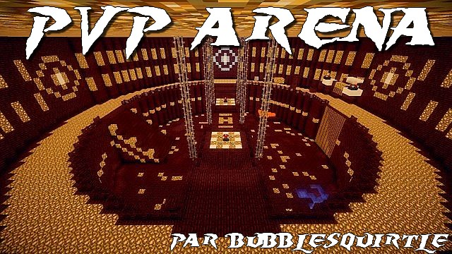 minecraft-map-pvp-arene