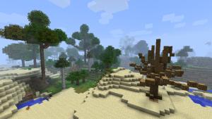 Big Trees arbre gros 3