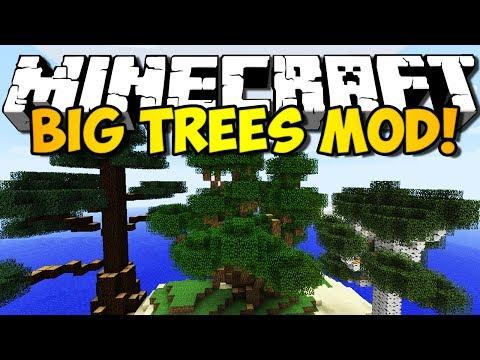 Minecraft big trees miniature image à la une