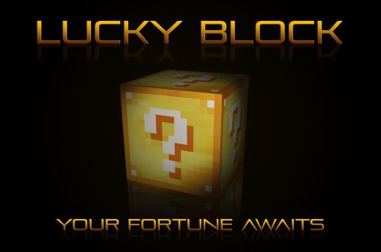 minecraft mod lucky block
