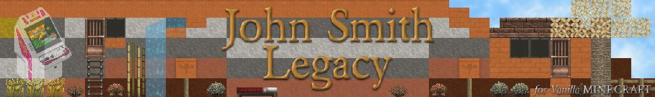 minecraft ressourece pack john smith