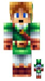 6.Minecraft skin link Ocarina of Time