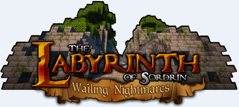 minecraft map aventure the labyrinth of sordrin