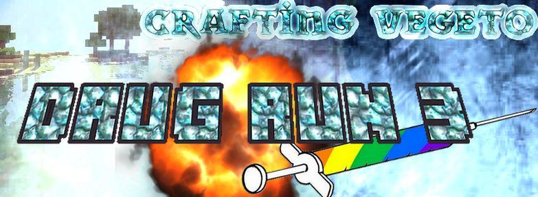 minecraft map parcours drug run 3