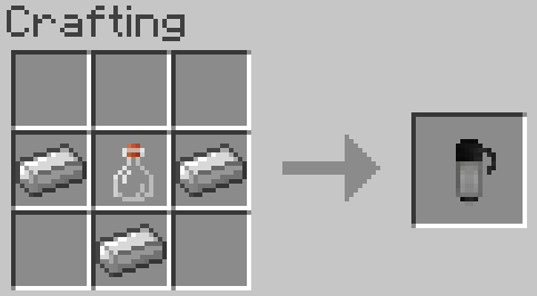 minecraft mod flower tea craft thermos