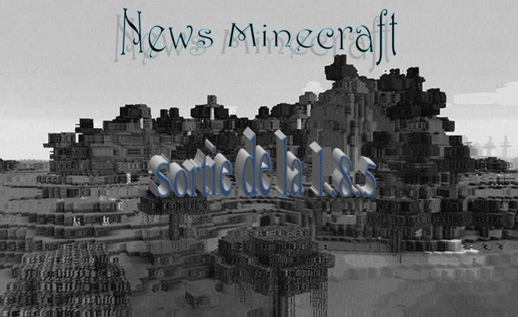 minecraft news sorite 1.8.5