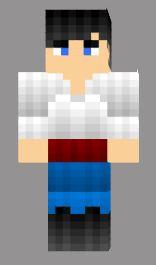 4.minecraft skin prince eric