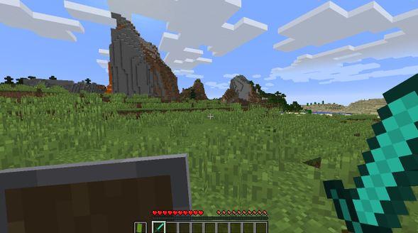 minecraft Snapshot  15w33c