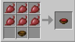 minecraft 1.9 soupe de betterave