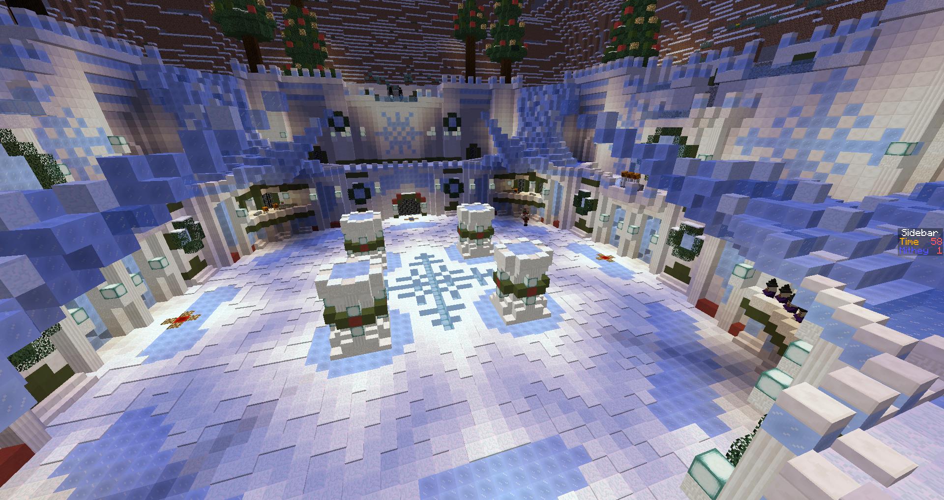 Winterhold Arena 1