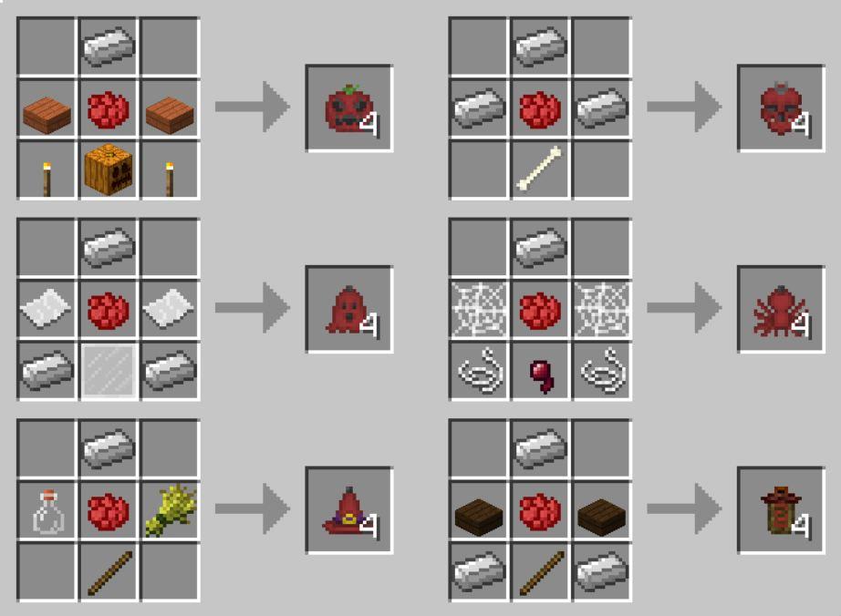 minecraft mod fairy lights craft bonus
