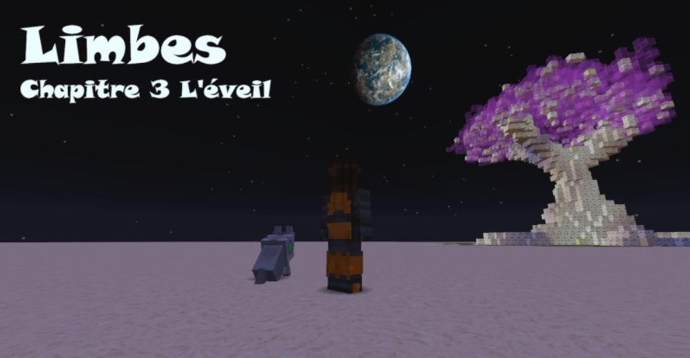 minecraft map aventure française Limbes chapitre 3