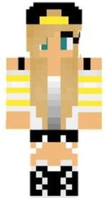 3.skin minecraft fille cool