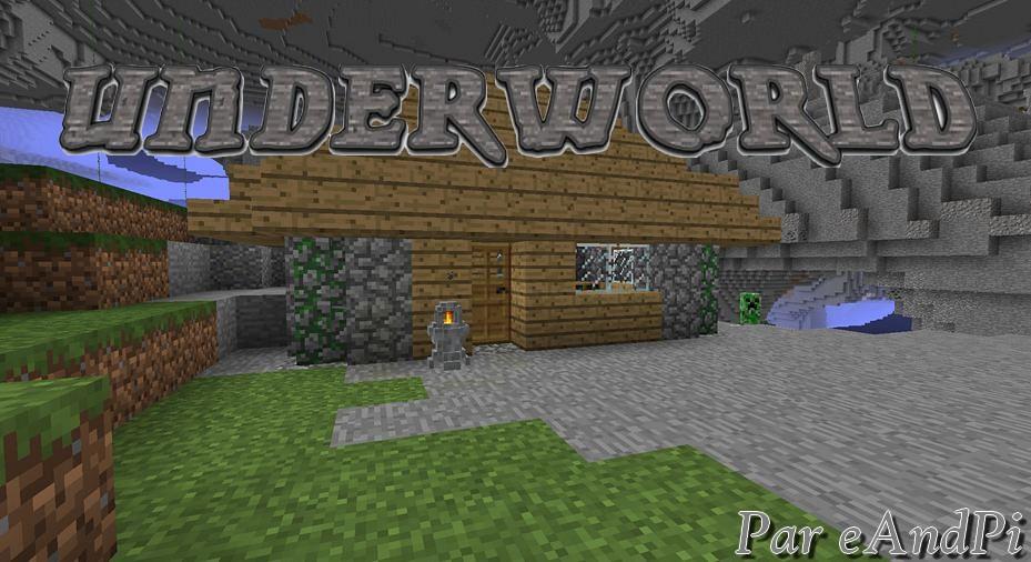 minecraft mod underworld