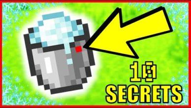 100 impossible que tu trouves ces 10 secrets minecraft 1 17