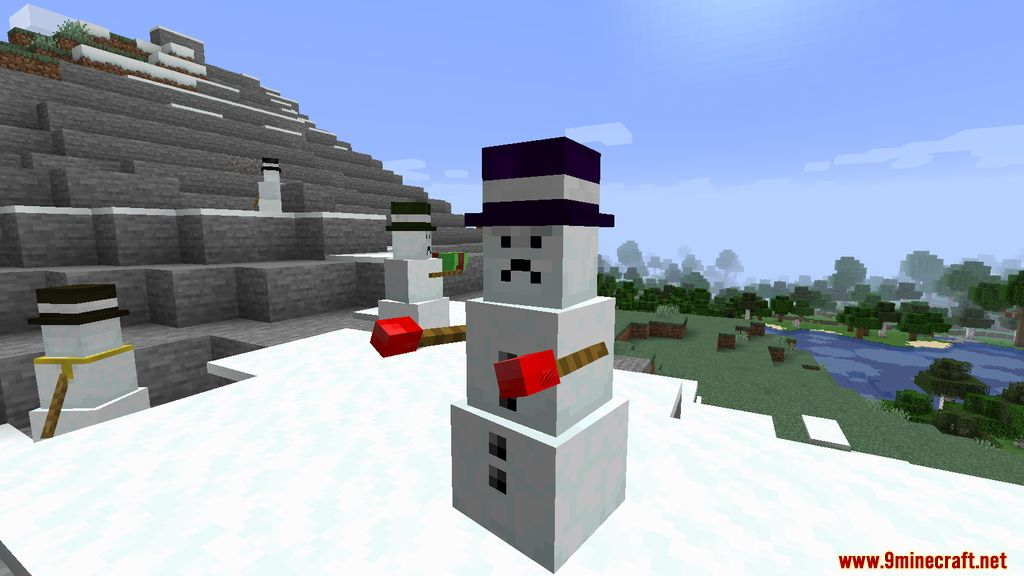 Cold Snap Horde Mod Screenshots 8