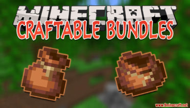 craftable bundles data pack 1 17 1 add a crafting recipe for bundle