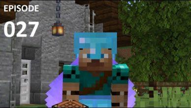 e027 la belle prison lets play minecraft survie solo