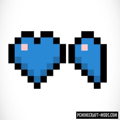 Health Overlay - HUD Mod For Minecraft 1.17.1, 1.16.5, 1.14.4