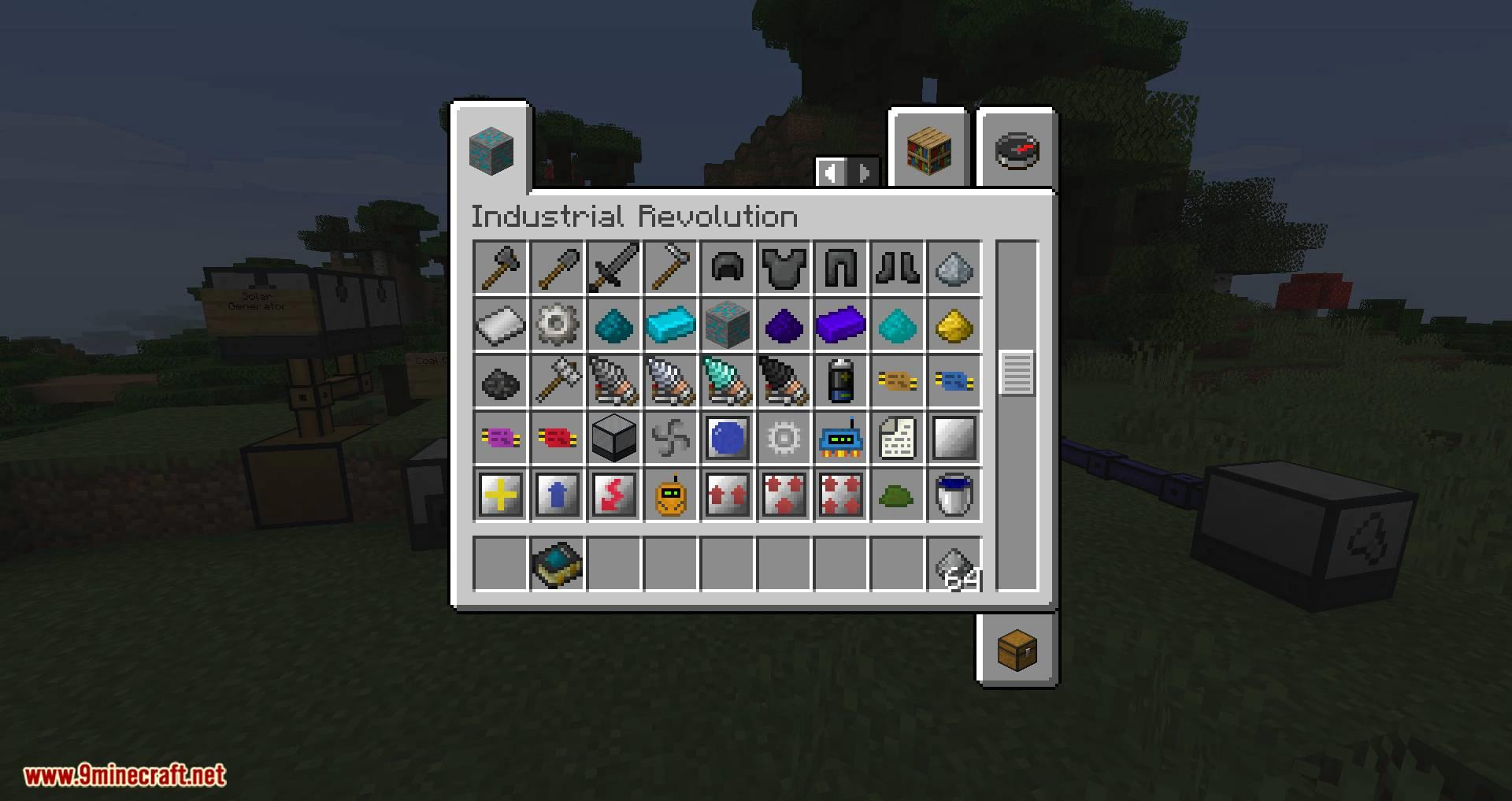 Industrial Revolution mod for minecraft 12
