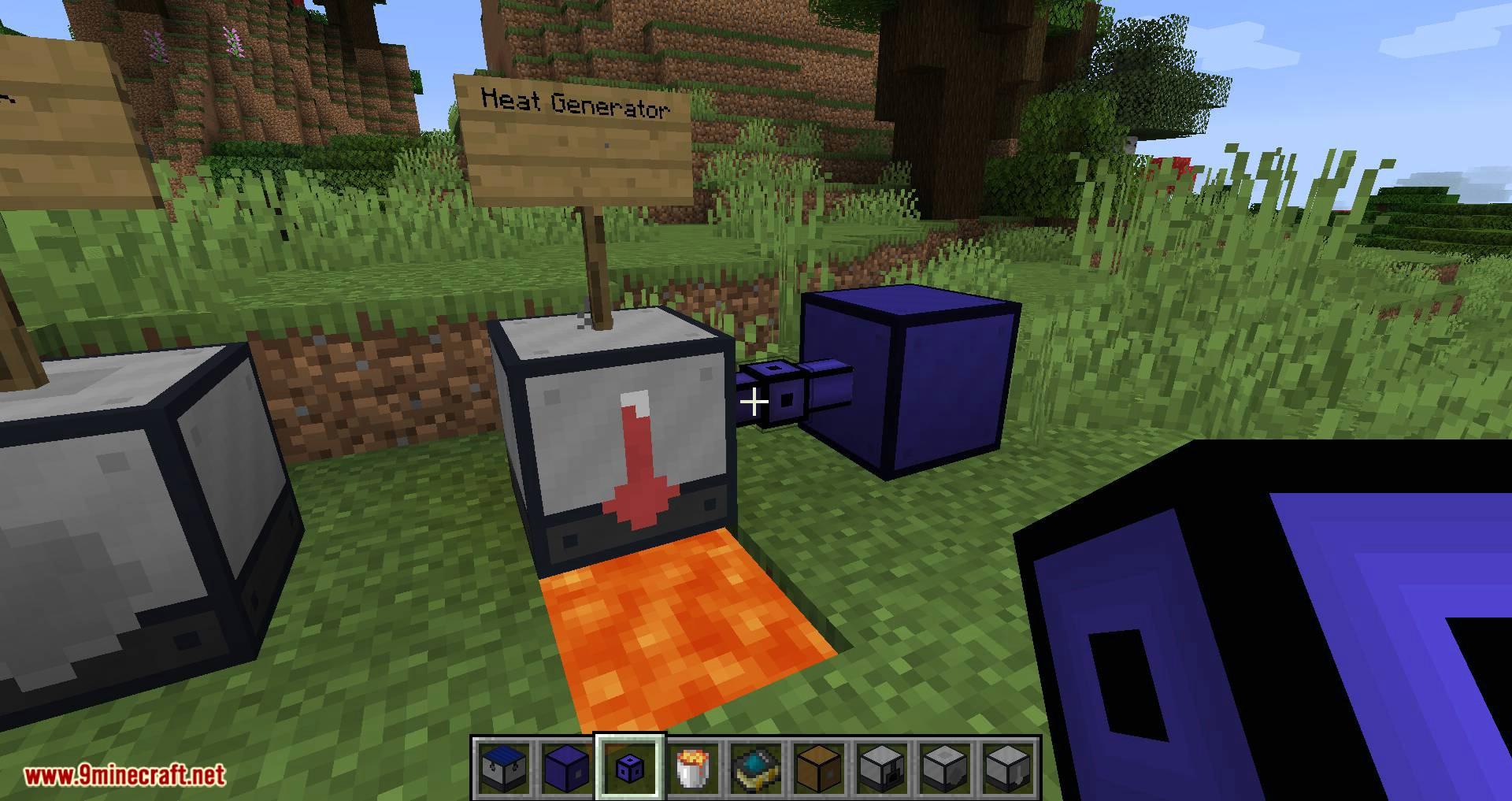 Industrial Revolution mod for minecraft 05