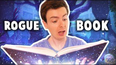 jai trouve un livre magique roguebook