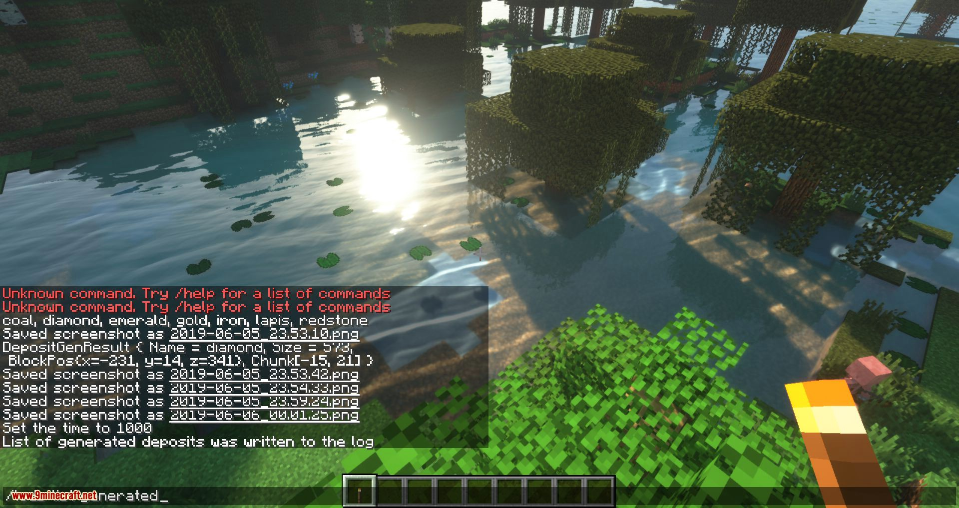 Large Ore Deposits mod for minecraft 05