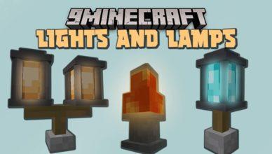lights and lamps mod 1 16 5 lighting