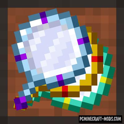 Magic Mirror - Items Mod For Minecraft 1.17.1, 1.16.5, 1.15.2, 1.14.4