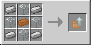 Copper to Iron Chest
