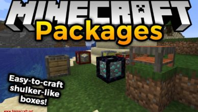 packages mod 1 17 1 1 16 4 easy to craft shulker like boxes