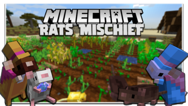 rats mischief mod 1 17 1 1 16 5 companions workers