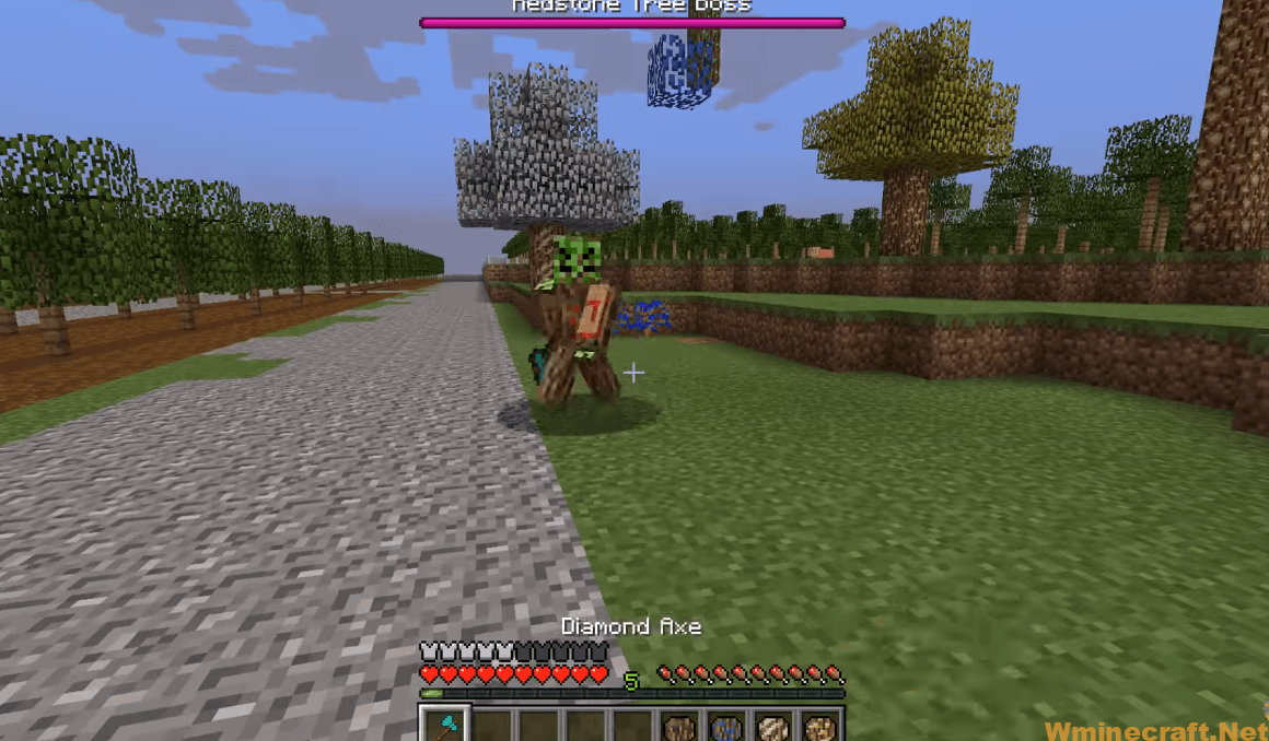Lumberjack Mod 4