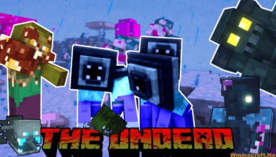 the undead mod 1 16 5 adds new undead