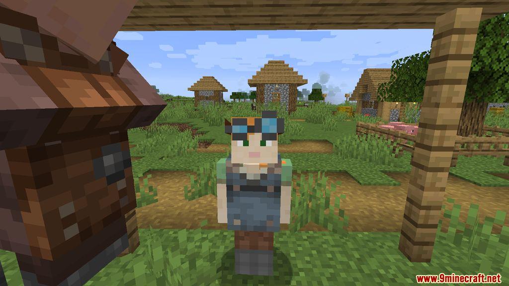 Village Employment Mod Screenshots 9
