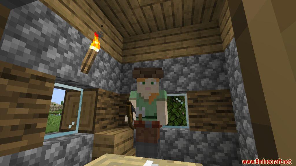 Village Employment Mod Screenshots 10