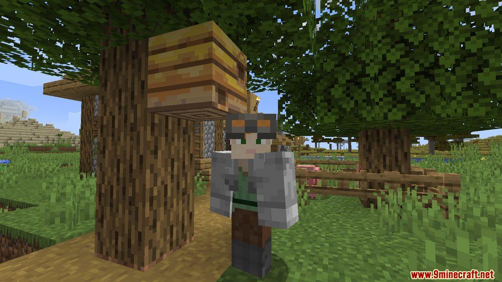 Village Employment Mod Screenshots 11