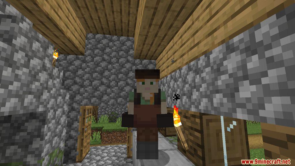 Village Employment Mod Screenshots 1