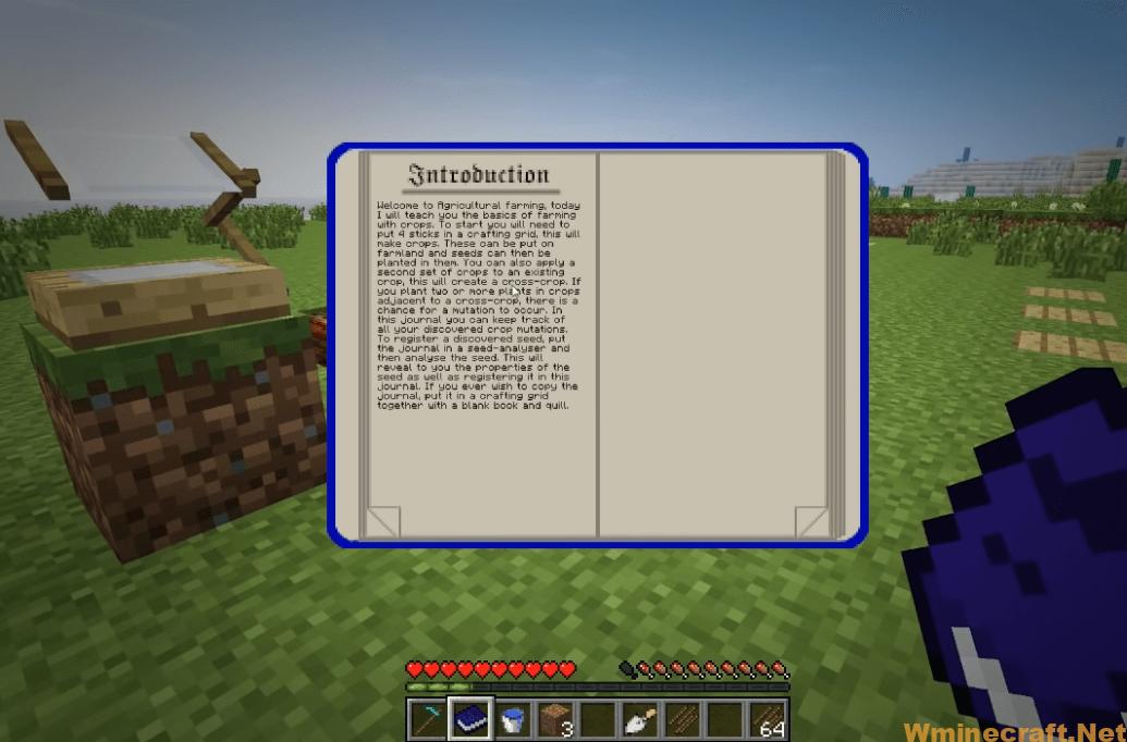 AgriCraft Mod 2