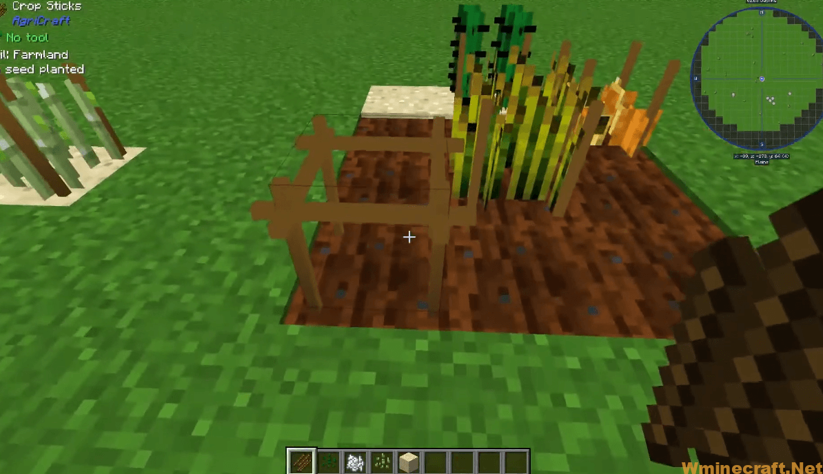 AgriCraft Mod 4