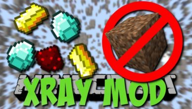 xray mod 1 17 1 1 16 5 fullbright cave finder fly