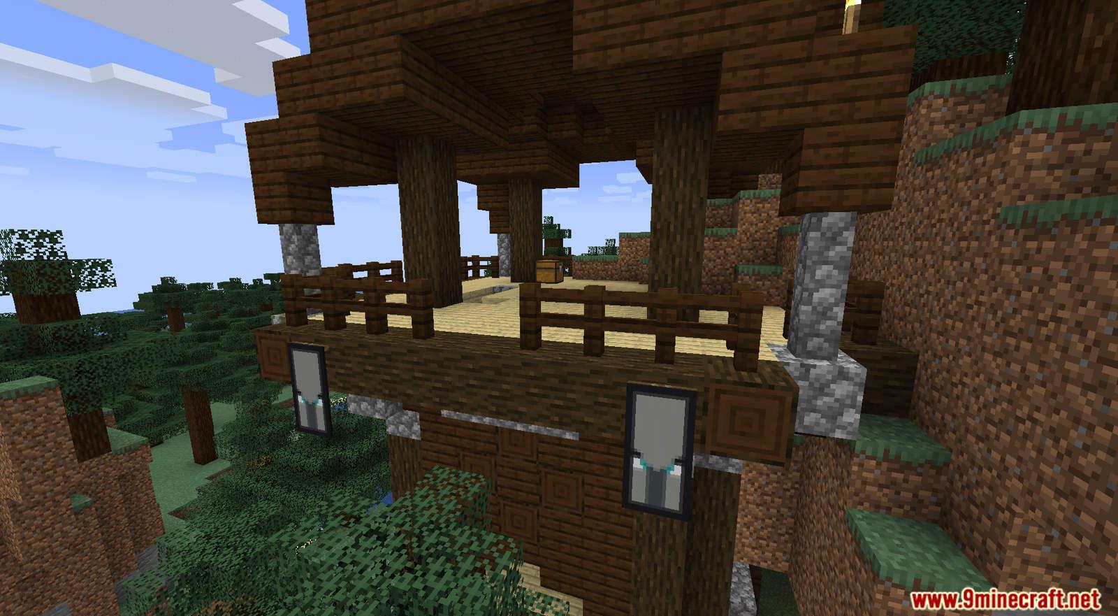 Biome Locator mod for Minecraft (1)