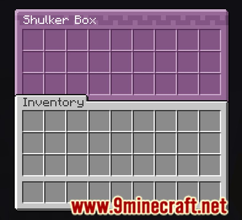 Colourful Containers GUI Screenshots 3