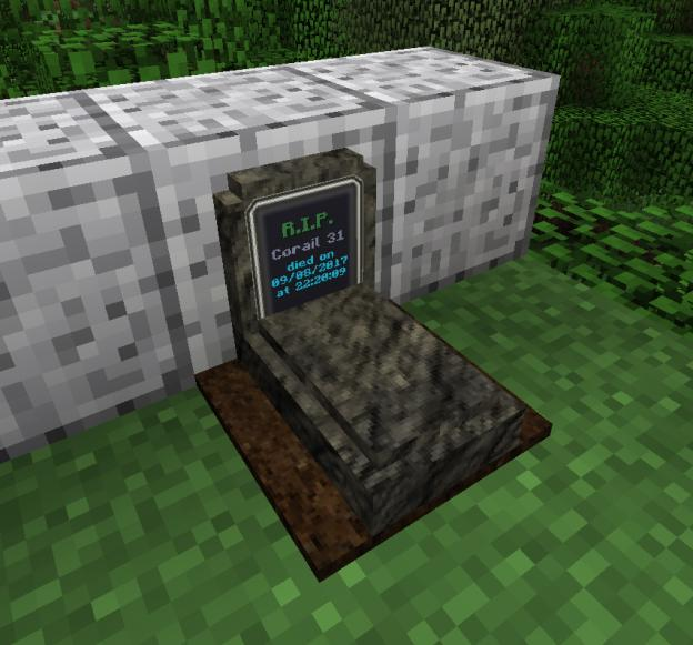 Corail Tombstone Mod Screenshots 1