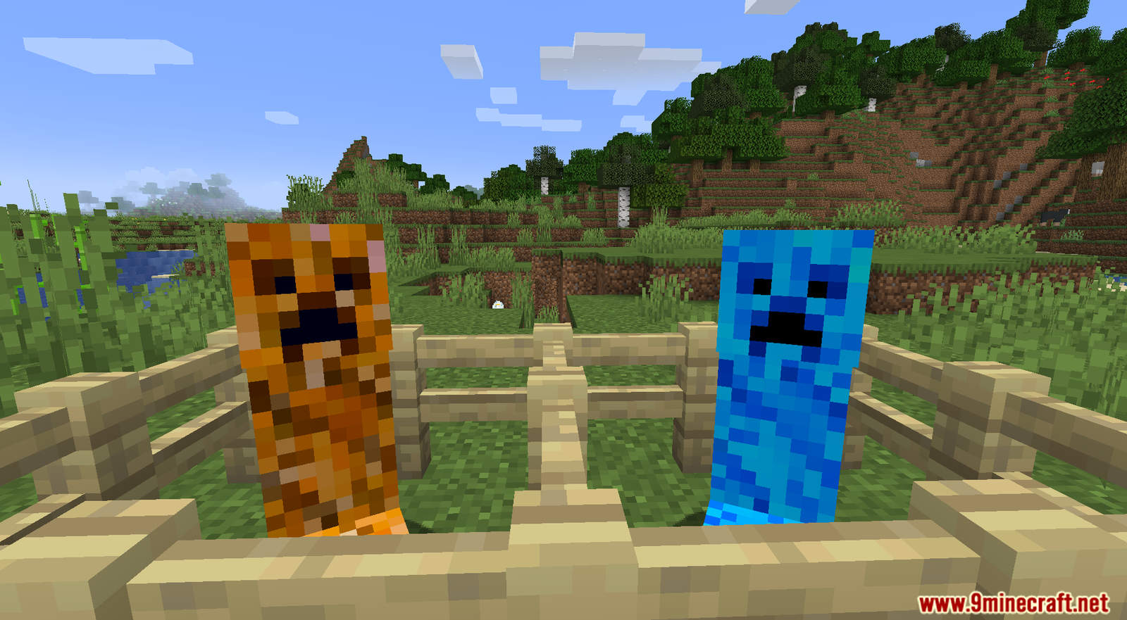 Crazy Creepers mod for Minecraft (13)