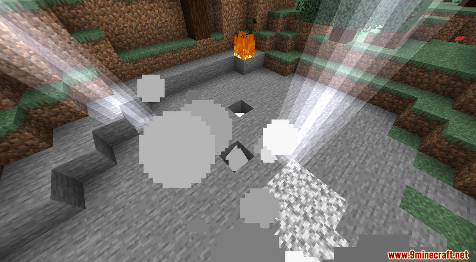 Crazy Creepers mod for Minecraft (2)