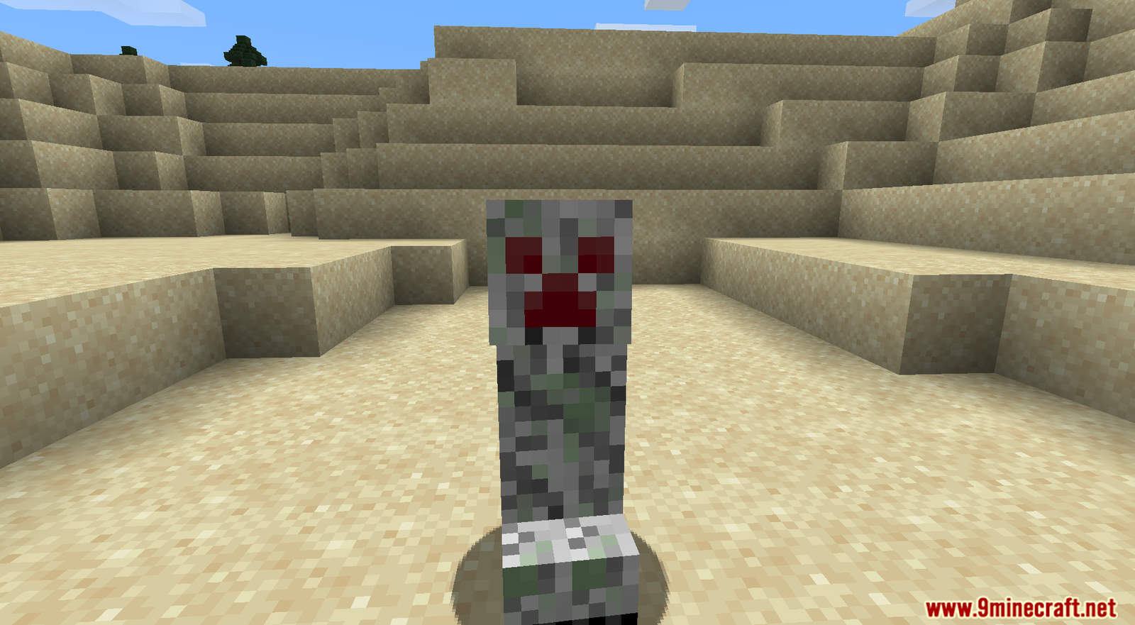 Crazy Creepers mod for Minecraft (3)