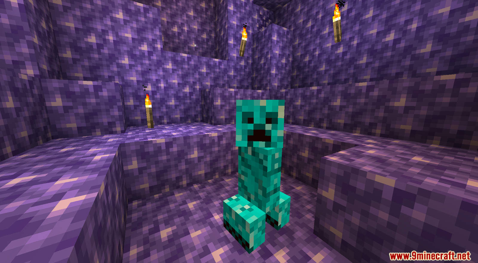 Crazy Creepers mod for Minecraft (9)