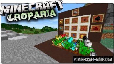 croparia farm weapons mod for minecraft 1 17 1 1 12 2